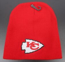Kansas City Chiefs - Red Knit Winter Hat (Beanie Style) - NEW