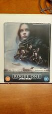 Rogue One: A Star Wars Story [Steelbook 4K Ultra-HD + Blu-ray]