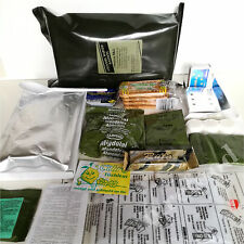 Food Ration MILITARY ARMY Daily Pack Lithuanian MRE Emergency Set Combat mid2019