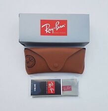 Ray Ban Brown Sunglasses Case Box Included