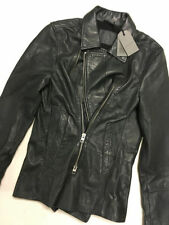 AllSaints Button Leather Coats & Jackets for Men