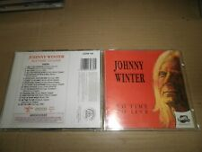 Johnny Winter - No Time to Live (1992) cd