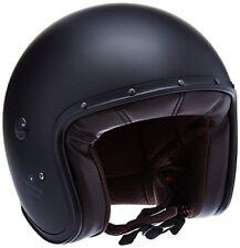 Jethelm Caberg Freeride gr S colore Nero opaco Chopper Harley Inkl.visier