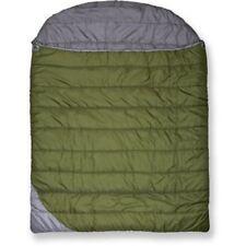 """Kelty Corona +20 Double Zip Together """"His & Hers"""" Sleeping Bags"""