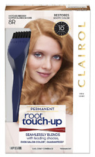 Clairol Root Touch-Up Permanent Hair Color Creme, 8R (pack of 3)