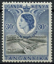 British KUT Postage Stamps