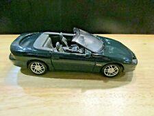 Maisto Chevrolet Camaro Z-28 Die Cast/Plastic Hood and Doors open 1:25 Scale