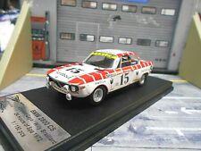 BMW 2800 CS #15 Spa 1972 LUIGI Gaye Braillard Marabout 5th Trofeu Edit 1:43