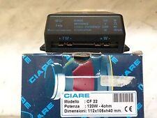 CIARE CF22 Filtro Audio Crossover Professionale 2 Vie 120W 4Ohm (coppia)