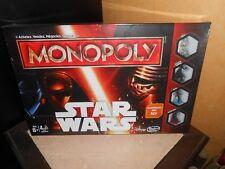 jeu de société MONOPOLY STAR WARS (avec rey) - sous blister