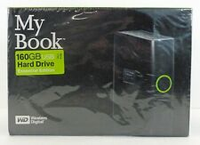 Western Digital My Little Black Book 160 GB USB Hard Drive