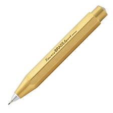 KAWECO laiton Sport crayon - laiton avec coffret cadeau