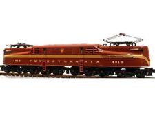 Kato N locomotora DCC integrado Pennsylvania Vía Férrea GG1 toscano rojo #4909
