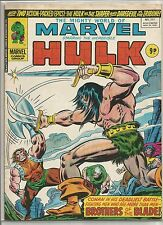 Mighty World of Marvel / Incredible Hulk : comic book #217 from November 1976