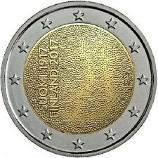 Finland / Finnland - 2 Euro 100 Years of Independence