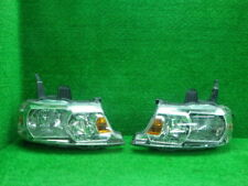 JDM 2003 Honda Stepwagon Stepwgn RF5 RF6 HID Headlights Lights Lamps Set OEM