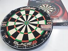 NEW 2018 Professional Level Winmau DUAL CORE Blade 5 FIVE Dart Board THE BEST