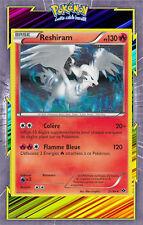 🌈Reshiram - NB04:Destinées Futures - 21/99 - Carte Pokemon Neuve Française