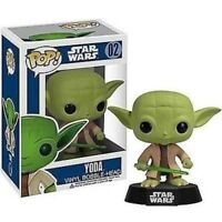 Funko - Star Wars Yoda Pop! Vinyl Figure Bobble Head #02 Vinyl Action Figure New