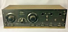 Grebe CR-9 Tube Radio Receiver Vintage Beauty Early Broadcast Amateur