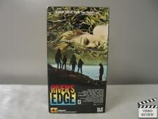 River's Edge VHS Crispin Glover, Keanu Reeves, Dennis Hopper