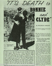 Its Death To Bonnie and Clyde + Genealogy;Family Names - Barrow, Parker, Palmer