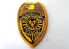 USA Polizei Abzeichen Aufnäher für Uniform LOUISVILLE Patch Ecusson Etats-Unis