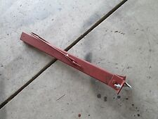 """Aermotor Style Windmill Pull-Out Lever Complete, shut-off for 2"""" angle iron"""