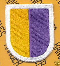 USACAPOC Civil Affairs Cmd Airborne beret flash patch