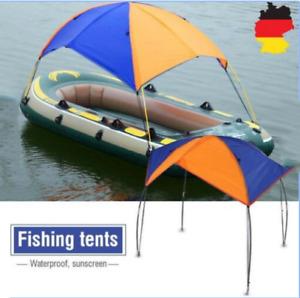 Bootsverdeck Schlauchboot Sonnenverdeck-Sonnensegel Sonnendach Boat Für Bimini