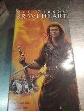 Braveheart (VHS, 1996, 2-Tape Set)