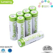 8xAA 2850mAh 1.2V Ni-MH High Capacity Rechargeable battery for MP3 RC Toy Camera
