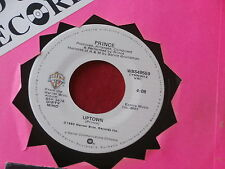 PRINCE~ UPTOWN~ NEAR MINT~ CRAZY YOU~ WB~ RARE~BID- BID- BID  ~ SOUL 45