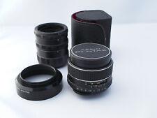Pentax 50mm SMC F1.4 Super Takumar (M42 mount)