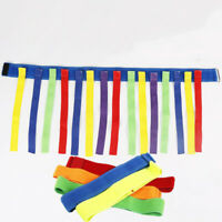 Chlidren Outdoor Sport Ribbon Running Chase Game Activity Streamer Cloth Toy D