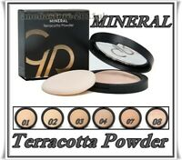 Golden Rose Mineral Terracotta Powder Excellent Coverage & Smooth Finish Shades
