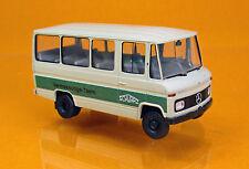 Brekina 36715 Mercedes Benz O 309 Bus Schwarzbau NEU OVP