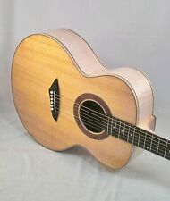 Heeres Guitars Small Jumbo Flamed Maple