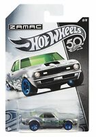 Hot Wheels 50th anniversary 68 Cop Camaro