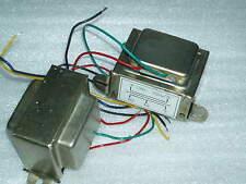 New listing 5K Se Audio Output Transformers (pair) For ,6V6 6Aq5 6E6 6E5 6Bq5 7189 42 43