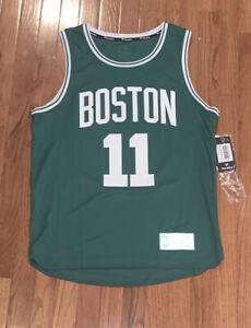 Men's Kyrie Irving Boston Celtics Fanatics Fast Break Replica Jersey NWT Small