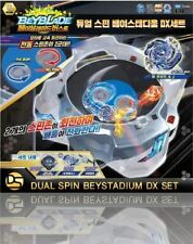BeyBlade Burst B-62 Dual Cyclone Stadium DX set Takara Tomy Original Tracking