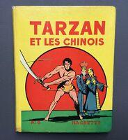 HOGARTH. Tarzan et les Chinois n°6. Hachette 1939 EO. Très bel état