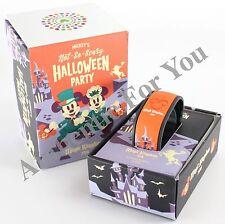 Disney 2015 MNSSHP Mickey's Not So Scary Halloween Party Magic Band - MagicBand