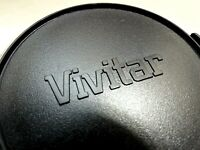 VIVITAR  72mm Black Lens Front Cap snap on type for 35-80mm F2.8 lens
