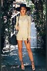 """ALICE MCCALL """"stolen dance"""" yellow white race playsuit jumpsuit outfit 8"""