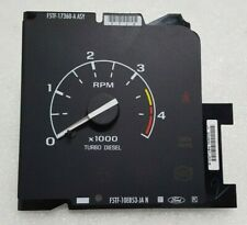 New Oem Nos Ford Tachometer Gauge Fits 94 97 Ford 73l Turbo Diesel