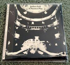 Jethro Tull - A Passion Play * Japan Mini LP CD * TOCP-67181 * Remaster/Enhanced