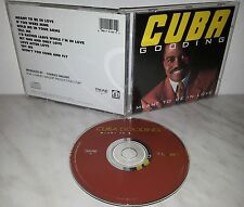 CD CUBA GOODING - MEANT TO BE IN LOVE