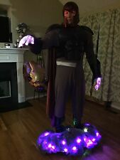 Commission Build Magneto X-Men Costume Cosplay Armor Days Of Future Past Float